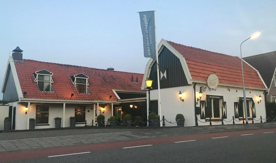 Het Oude Dykhuys, de locatie voor onze bijeenkomsten